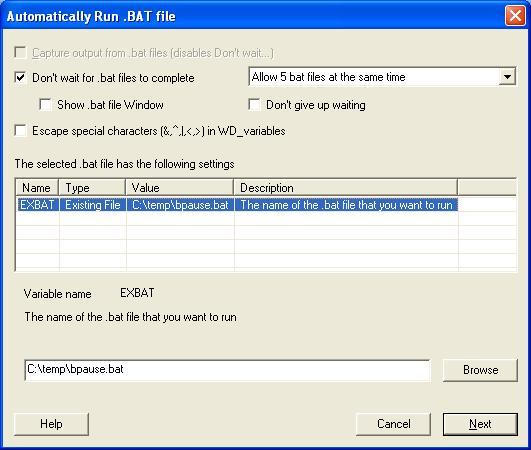 Как в bat файле сделать if