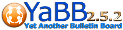 YaBB - Yet another Bulletin Board
